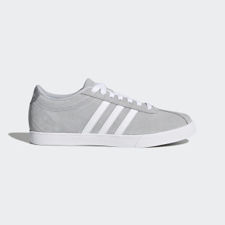 Tenis Courtset GREY ONE F17/FTWR WHITE/SILVER MET. AW4209