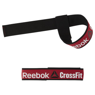 Reebok CrossFit Lifting Straps Black AJ6639