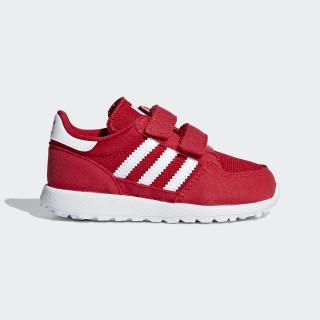 Forest Grove Shoes Scarlet / Ftwr White / Ftwr White D96684