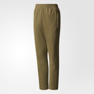 Pantaloni ID 3-Stripes Tiro Trace Olive/Trace Olive/Black CF2205