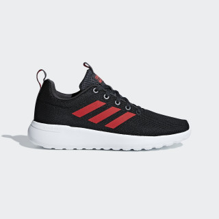 Lite Racer CLN Shoes Carbon / Hi-Res Red / Core Black BB7050