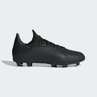 X 18.3 FG Fußballschuh Core Black / Core Black / Ftwr White DB2437