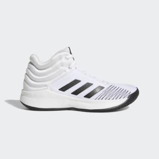 Pro Spark 2018 Shoes Cloud White / Core Black / Grey AH2643