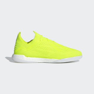 X Tango 18.1 Trainers Solar Yellow / Solar Yellow / Core Black DB2280