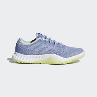 CrazyTrain LT Schuh Chalk Blue/Ftwr White/Semi Frozen Yellow CG3497