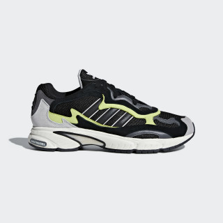 Temper Run Shoes Core Black / Core Black / Glow F97209