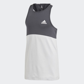 Training Wow Tank Top Grey Two/Carbon CF7189