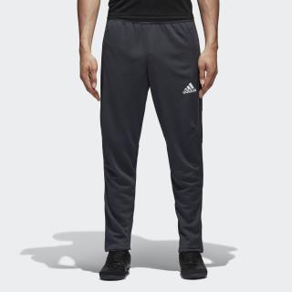Pants de Entrenamiento Tiro17 DARK GREY/WHITE BQ2718