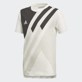 Camiseta X White Melange DJ1266