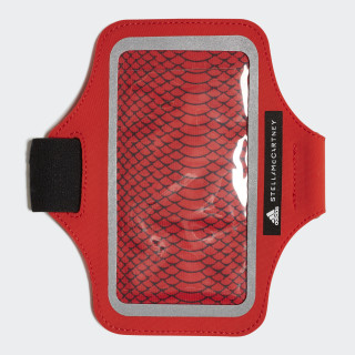 Media Arm Pouch Core Red / Black / Reflective Silver DM7156