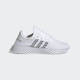 Deerupt Runner Shoes Cloud White / Core Black / Grey F34295