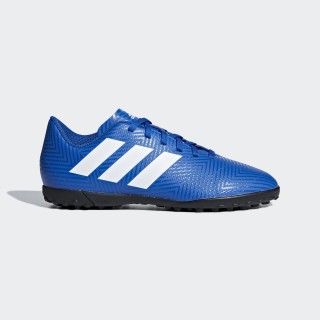 Zapatos de Fútbol Nemeziz Tango 18.4 Césped Artificial FOOTBALL BLUE/FTWR WHITE/FOOTBALL BLUE DB2381