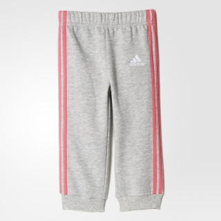 Pantalón Favourite Knit MEDIUM GREY HEATHER/SUPER PINK F15/WHITE CE9811