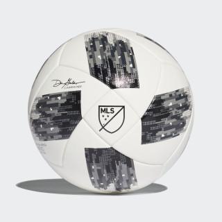 MLS Competition NFHS Ball White / Black / Grey / Grey CF0009