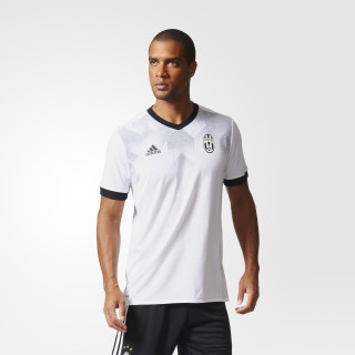 Juventus Home Pre-Match Jersey White/Black BP9188
