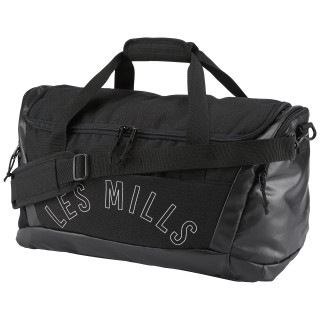 LES MILLS® Grip Duffle Bag Black CD8550