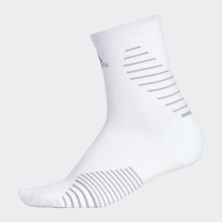 Running Mid-Crew Socks White CK1752