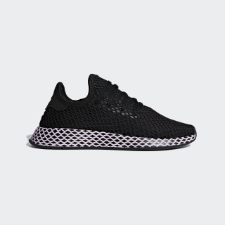 Deerupt Shoes Core Black / Core Black / Clear Lilac B37602