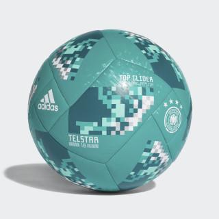 Pelota de Alemania Copa Mundial de la FIFA 2018 EQT GREEN S16/WHITE CE9974