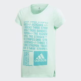 T-shirt Training Graphic Clear Mint / Hi-Res Aqua DJ1093