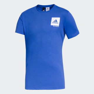 Remera Confidential BLUE/WHITE CX0068