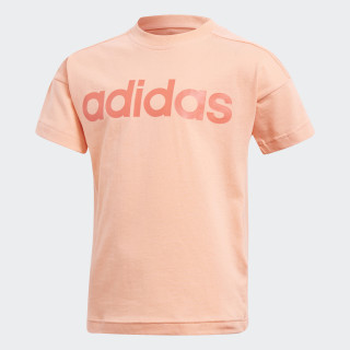 Camiseta Logo CHALK CORAL S18/BRIGHT RED CF6618