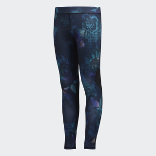 Believe This Tights Blue / Purple CK5342
