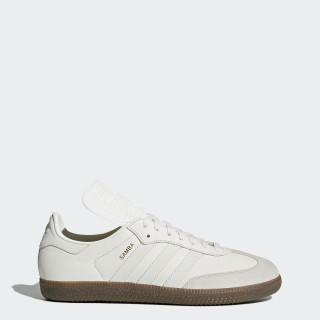 Samba Classic OG Schuh Vintage White/Reflective/Pearl Grey BZ0226