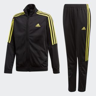 Tiro Trainingsanzug Black / Shock Yellow DM1373