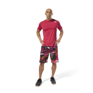 Reebok CrossFit ACTIVCHILL Tee Rugged Rose DS8982