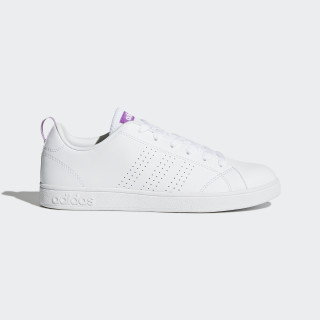 Tenis VS Advantage Clean FTWR WHITE/FTWR WHITE/SHOCK PURPLE BB9616