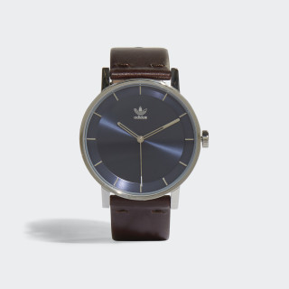 DISTRICT_L1 Watch Silver Metallic / Collegiate Navy / Dark Brown CJ6328