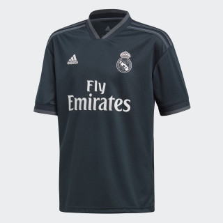 Camisa Real Madrid 2 TECH ONIX/BOLD ONIX/WHITE CG0570