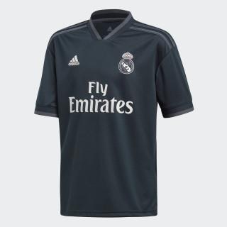 Camiseta de Visitante Real Madrid Réplica TECH ONIX/BOLD ONIX/WHITE CG0570