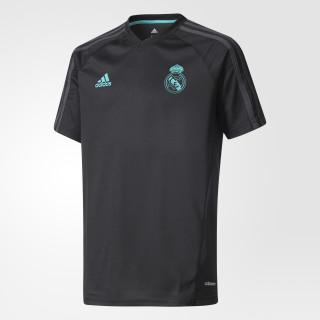 Camiseta de Entrenamiento Real Madrid Original BLACK BQ7922