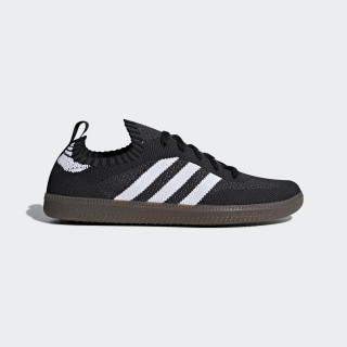 Samba Sock Primeknit Shoes Core Black / Cloud White / Core Red CQ2218