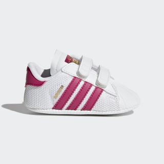 Superstar Schuh Footwear White/Bold Pink S79917
