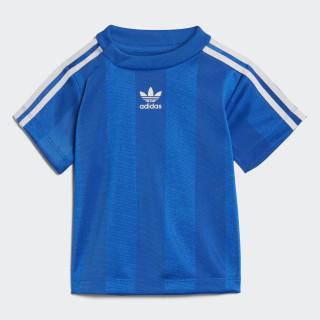 Camiseta Authentics BLUEBIRD/WHITE D98800