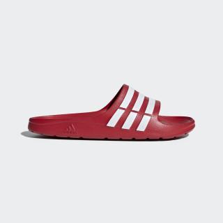 Duramo Slides Collegiate Red / White / Collegiate Red G15886