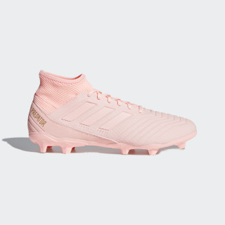 Predator 18.3 Firm Ground Voetbalschoenen Clear Orange / Clear Orange / Trace Pink DB2002