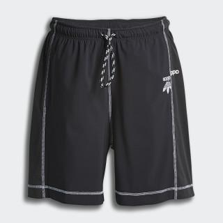 Pants corto By Alexander Wang Black / White DT9497