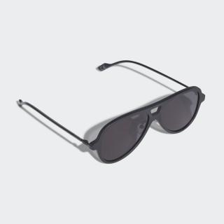 AOK001 Sunglasses Black / Black / Black CK4098