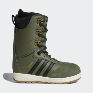 Samba ADV Boots Base Green / Core Black / Off White AC8362