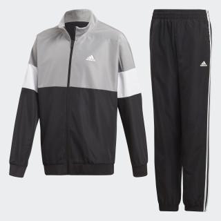 Training Track Suit Black/Grey Three/White CF7362