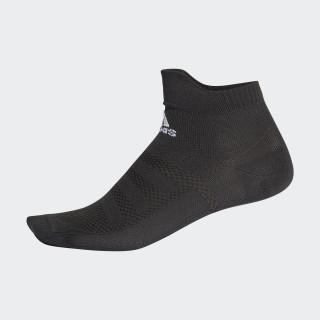 Alphaskin Ultralight Ankle Socks Black/White CF6090