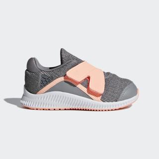 FortaRun X Shoes Grey Three / Clear Orange / Aero Green AH2479