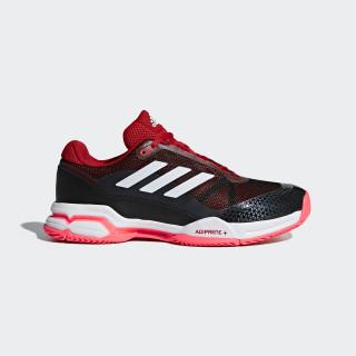 Barricade Club Shoes Scarlet / Ftwr White / Core Black AH2086