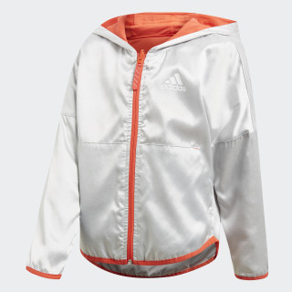 Chaqueta Reversible SILVER MET./BRIGHT RED/WHITE CF6638