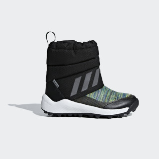RapidaSnow Beat the Winter Boots Core Black / Reflective Silver / Shock Lime AH2604