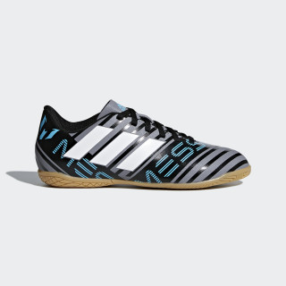 Calzado de fútbol Nemeziz Messi Tango 17.4 Indoor GREY/FTWR WHITE/CORE BLACK CP9225
